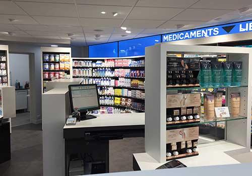 Livraison à domicile Pharmacie Druon à Phalempin, Camphin-en-Carembault, Attiches
